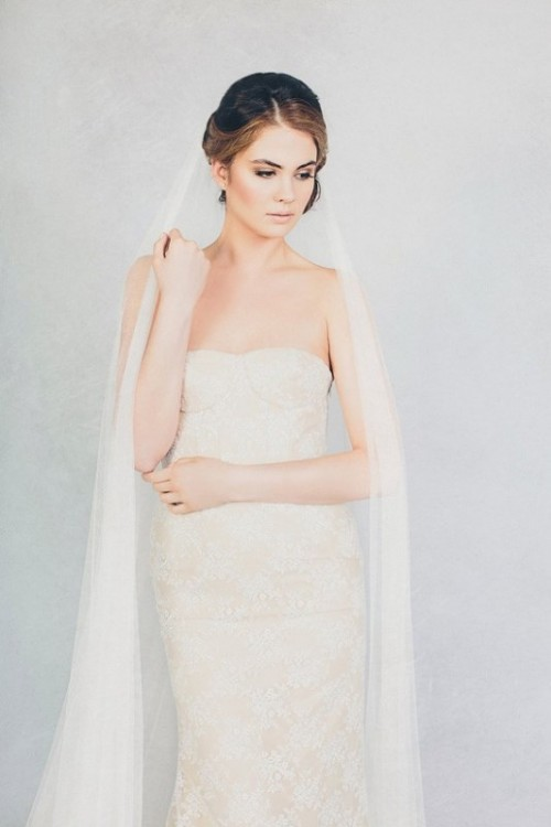 Feminine Elizabeth Stuart 2015 Spring Bridal Dresses Collection