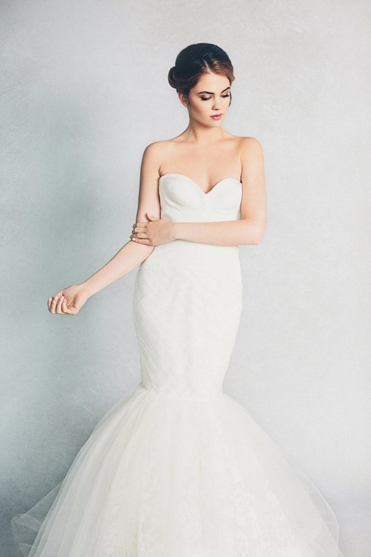 Picture Of feminine elizabeth stuart 2015 spring bridal dresses collection  4