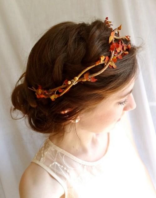 Feminine Fall Wedding Hairstyles