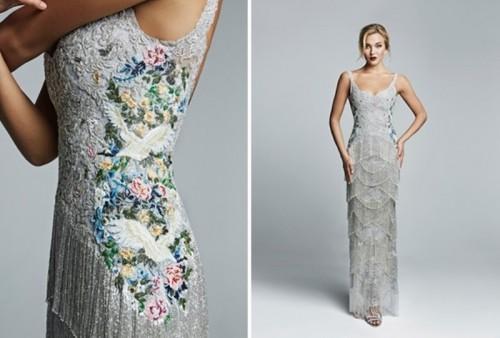 Finest Bridal Couture Dresses By Hamda al Fahim
