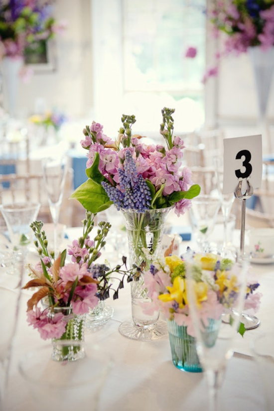 spring flowers wedding picture of floral centerpieces for weddings 7629