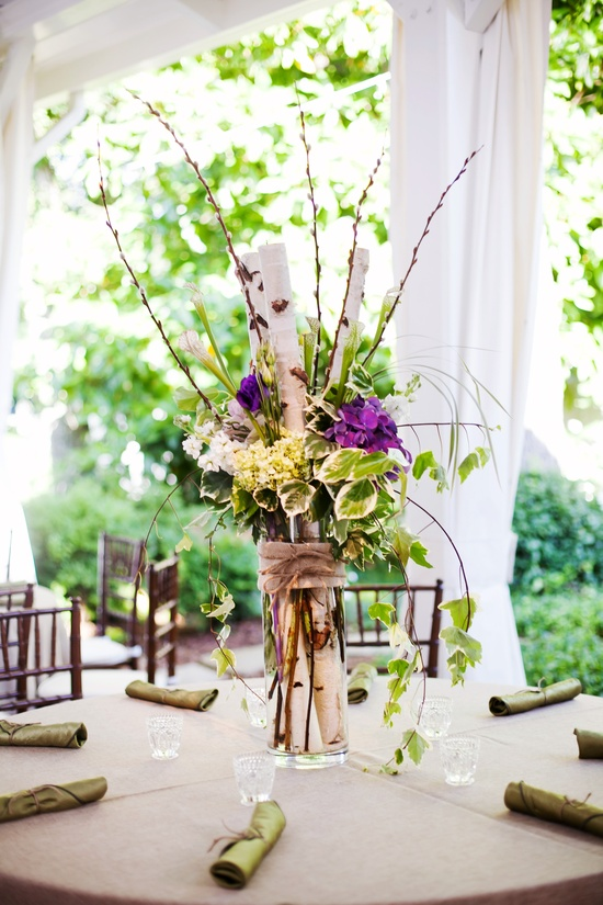 picture of floral centerpieces for spring weddings