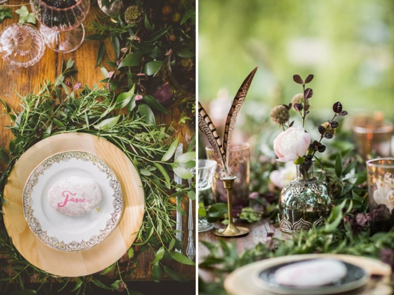 Picture Of free spirited bohemian lakeside bridal shower  11