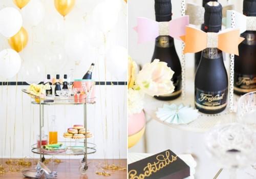 Fresh And Lovely Spring Bridal Shower Inspiration
