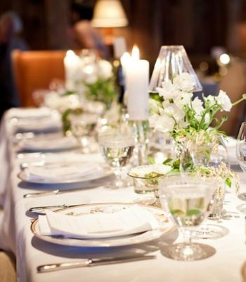 Fresh Spring Wedding Table Decor Ideas Part 93