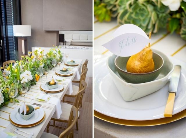 Fresh Spring Wedding Table Decor Ideas