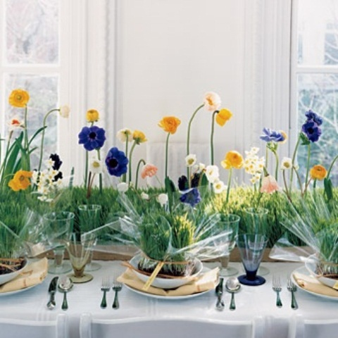 Spring Table Decorations 52 Fresh Wedding Decor Ideas