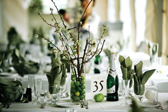 Fresh Spring Wedding Table Decor Ideas Weddingomania