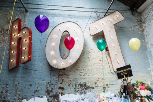 Fun And Colorful Frida Kahlo Inspired Wedding In London