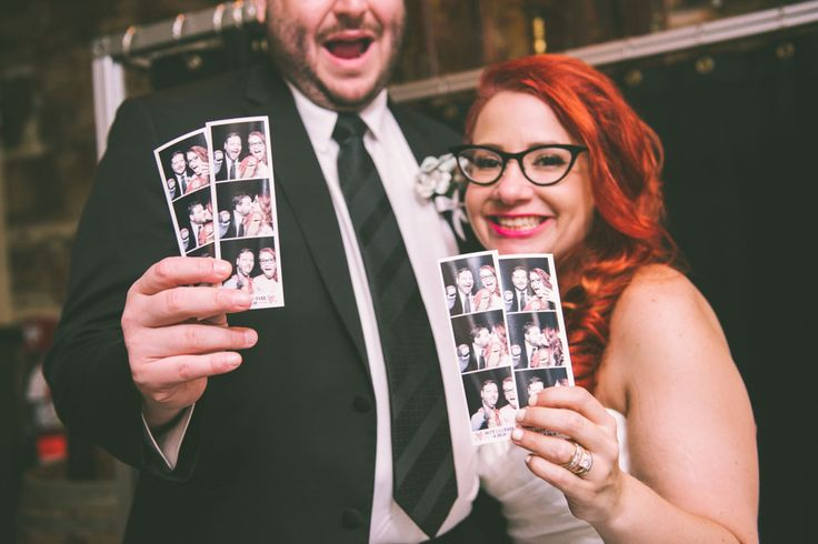 Picture Of fun and colorful sock puppet wedding  14