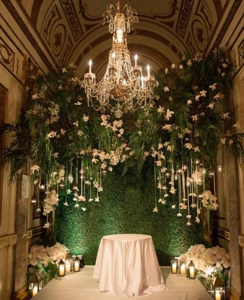 Fun Ideas Wedding Reception: 50 Fun And Creative Wedding Reception Backdrops You'll