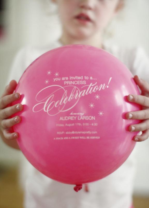 Funny Diy Balloon Wedding Party Invitations