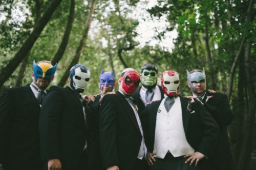 Geeky Renaissance Fair Wedding With Star Wars Touches