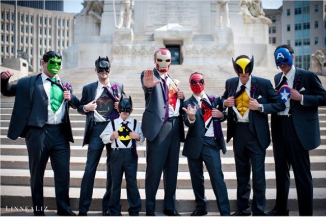 Picture Of geeky wedding ideas  1