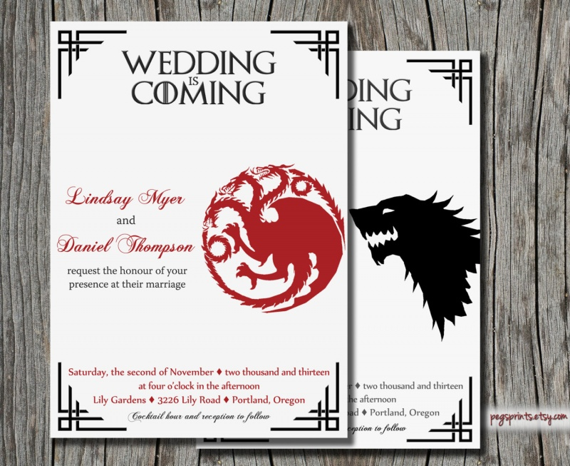 Picture Of geeky wedding ideas  16