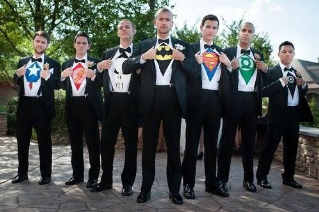 Picture Of geeky wedding ideas  29