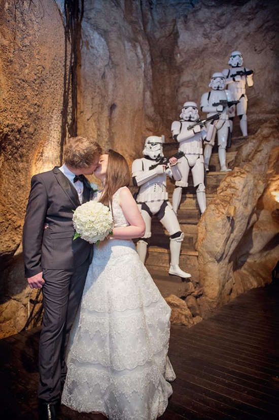Picture Of geeky wedding ideas  33