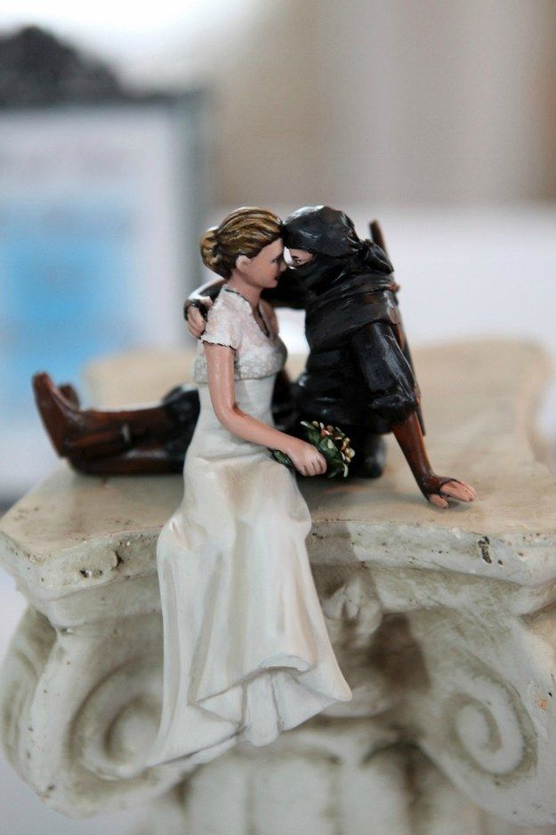 Picture Of geeky wedding ideas  35