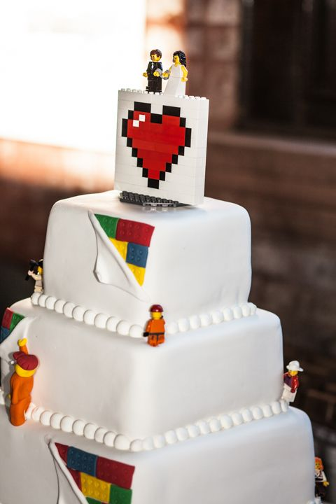 Offbeat Inspiration: 45 Geeky Wedding Ideas