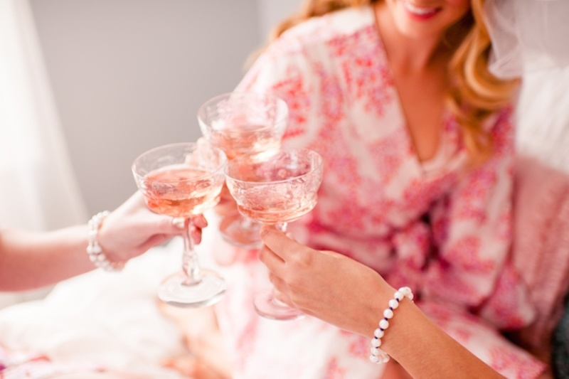 Picture Of girly and cheerful will you be my bridesmaid slumber party  17