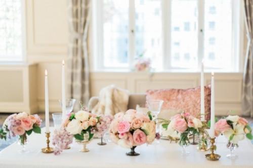 Glamorous And Chic Gossip Girl Wedding Inspiration