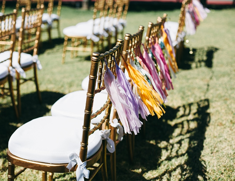 Picture Of glamorous and vivid pink palm springs wedding  1