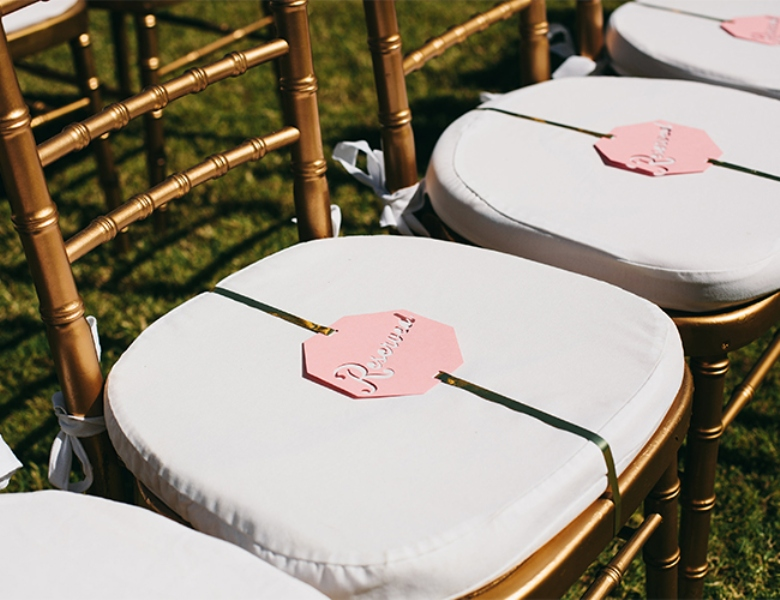 Picture Of glamorous and vivid pink palm springs wedding  5