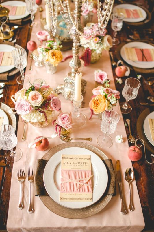 Picture Of glamorous labyrinth inspired wedding inspiration  13