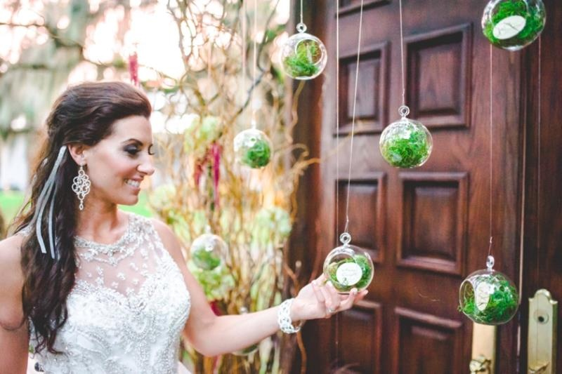Picture Of glamorous labyrinth inspired wedding inspiration  3