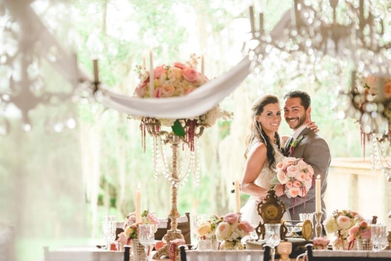 Picture Of glamorous labyrinth inspired wedding inspiration  7