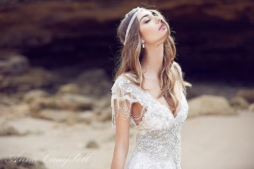 Glamorous 'Spirit' 2016 Wedding Dresses Collection By Anna Campbell