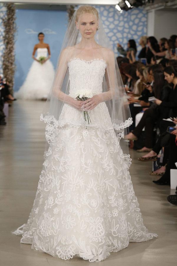 Rent A Wedding Dress Online 92 Simple Gorgeous Oscar De La