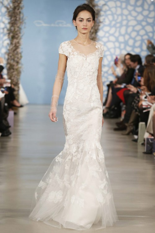 Gorgeous 2014 Oscar De La Renta Bridal Collection