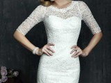 Gorgeous Allure Couture Spring 2014 Bridal Collection