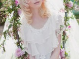 Gorgeous Bridal Collection To Feel A Fairy By Kelsey Genna