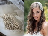 Gorgeous Bridal Headpieces By Percy Handmade