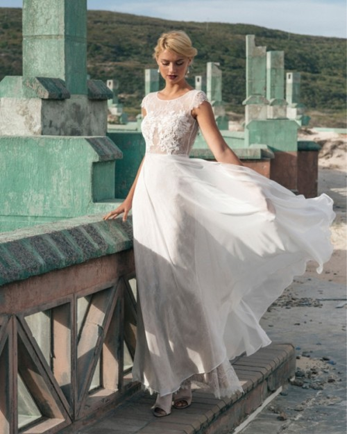 Gorgeous Elbeth Gillis Opulence Wedding Dresses Collection