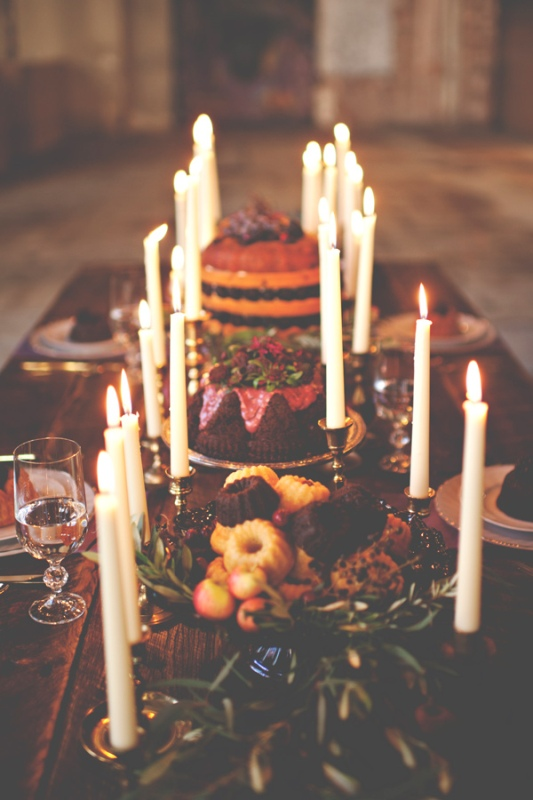 Picture Of gorgeous industrial fall wedding inspiration  10
