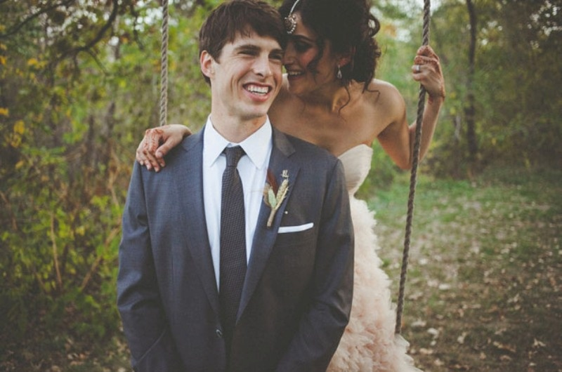 Gorgeous Multicultural Real Wedding To Inspire