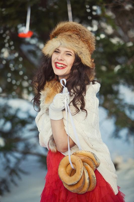 Stylish Russian Brides 42