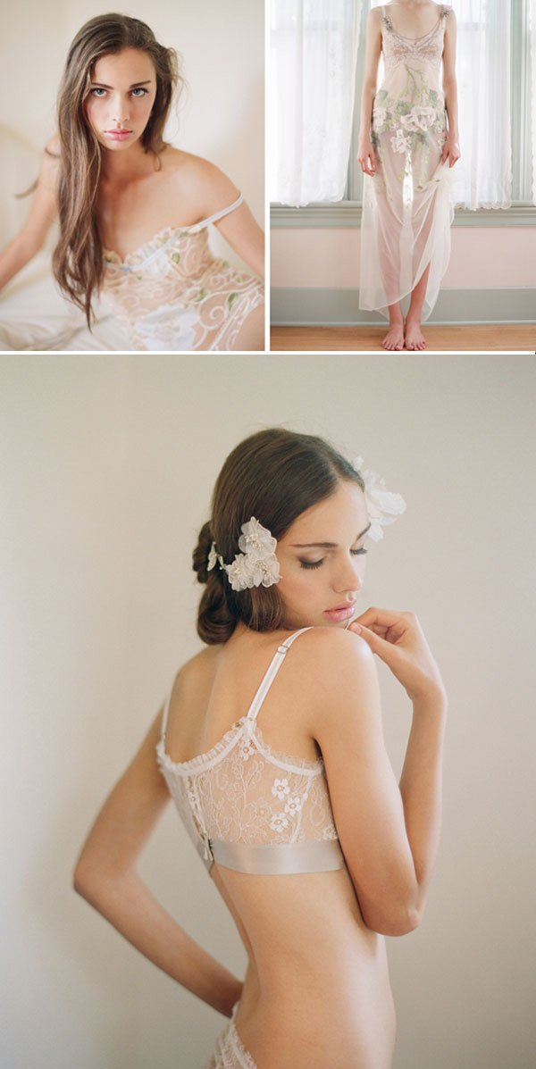 8c7b43f58 Picture Of Gorgeous Vintage Inspired Lingerie By Claire Pettibone