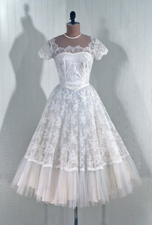 91 Gorgeous Vintage Wedding Dresses Weddingomania