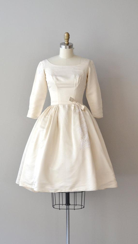 Gorgeous Vintage Wedding Dresses