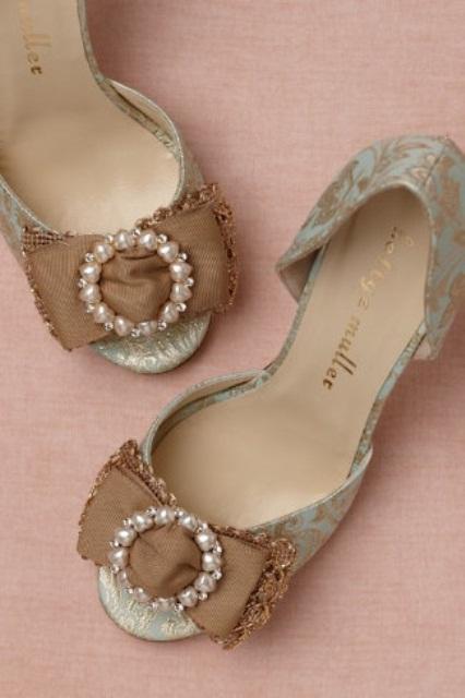 Wedding Ideas on Pinterest | Vintage Bridal Shoes, Vintage Wedding