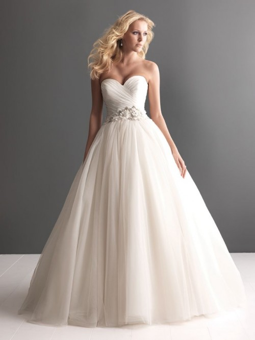Gorgeous Wedding Gowns By Allure Bridals