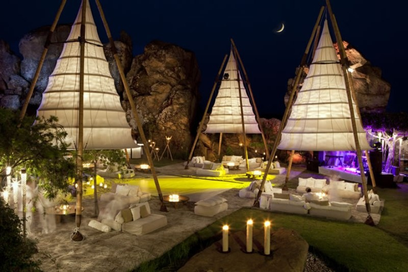 Picture Of Gorgeous Wedding Tents And Decor Design By Gipset