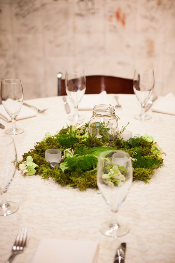 Picture Of greenery spring wedding decor ideas youll love  27