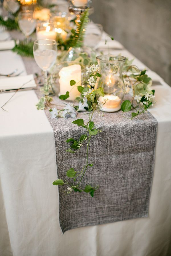 Picture Of greenery spring wedding decor ideas youll love  36