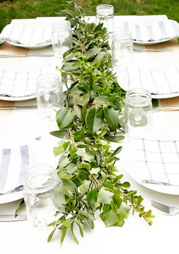 Picture Of greenery spring wedding decor ideas youll love  39