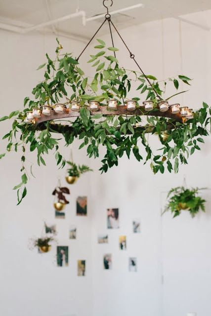 Picture Of Greenery Spring Wedding Decor Ideas Youll Love 44